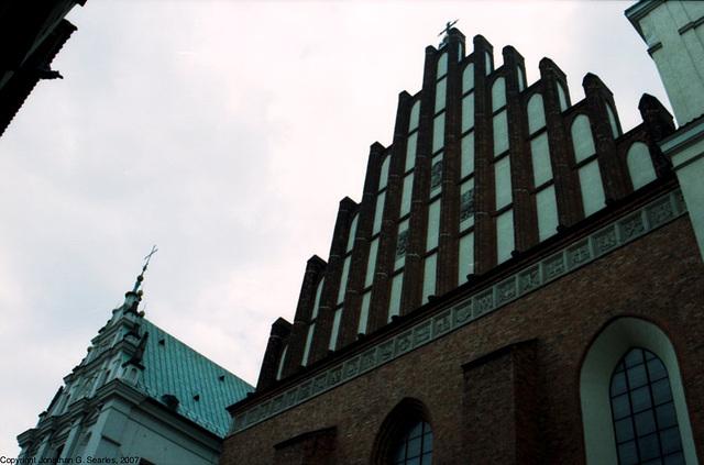Katedra św. Jana (St. John's Cathedral), Warsaw, Poland, 2007