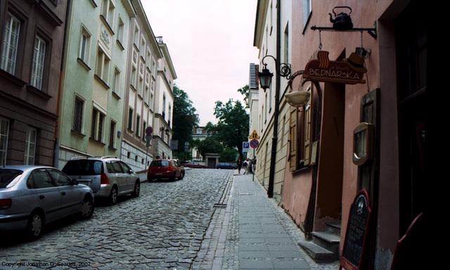 Bednarska, Warsaw, Poland, 2007