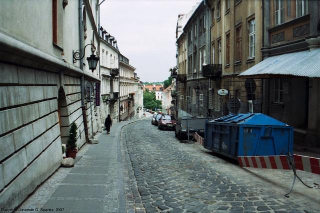 Bednarska, Picture 2, Warsaw, Poland, 2007