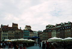 Old Town Square, Warsaw, Poland, 2007