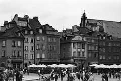 Old Town Square, Picture 3, Warsaw, Poland, 2007