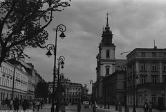 Nowy Swiat, Warsaw, Poland, 2007