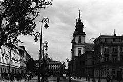Nowy Swiat, Picture 3, Warsaw, Poland, 2007