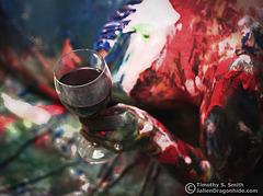 Wine and Dine in Technicolor
