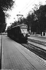 Warsaw Tram #436, Warsaw, Poland, 2007