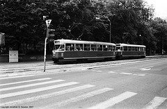 Tram Profile, Warsaw, Poland, 2007