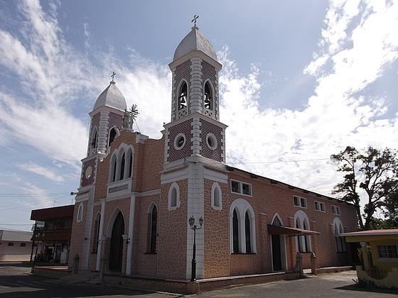 Santuario del Carmen.