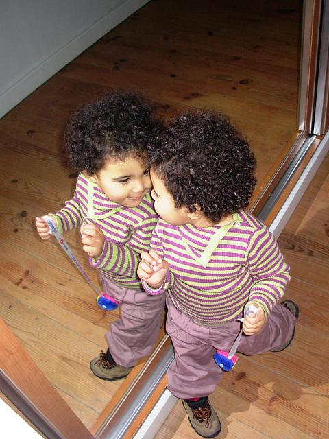 Rafaela's twin