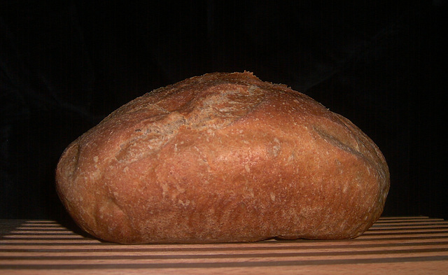 Minibroodje uit de Römertopf 2