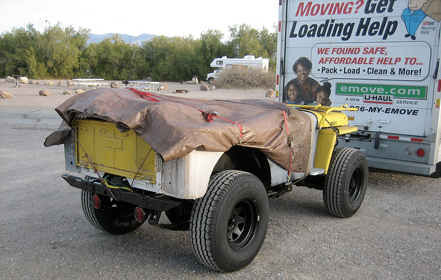 Willys as Trailer (8658)