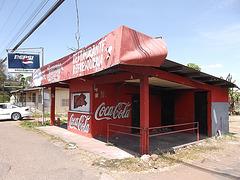 Cafe Jamy / Pepsi & Coca-cola.