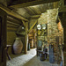 Kitchen - ancient Frisian house interior
