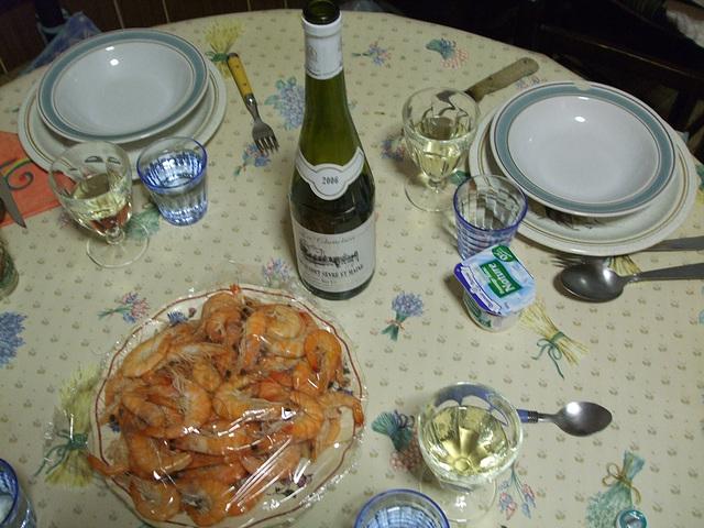 Essen wie Gott in der Bretagne / DSCF0295