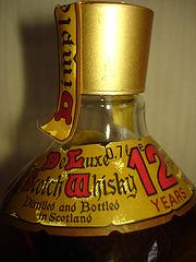 Destilled and Bottled in Scotland