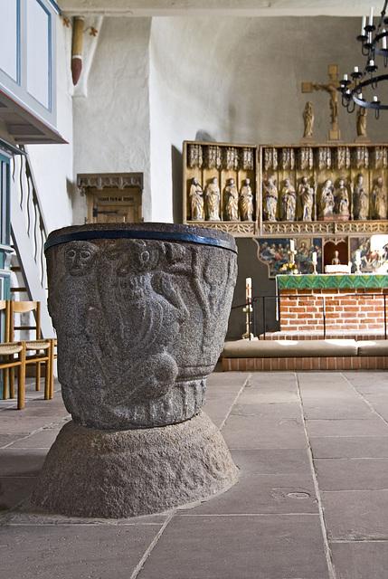 Church St. Johannis, Nieblum, Föhr