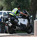 Mesa Police Motorcycle (9781)