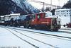 Rhatische Bahn #88, Pontresina, Switzerland, 1998