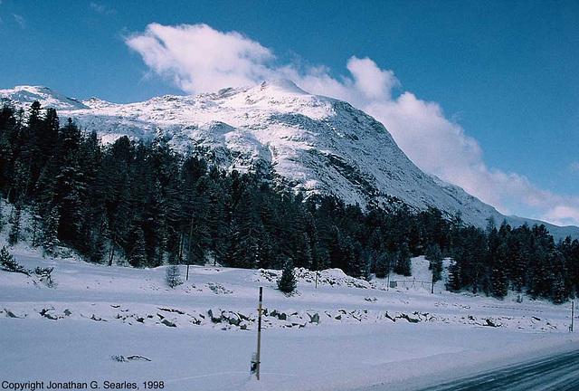 Swiss Landscape, Picture 6, Switzerland, 1998