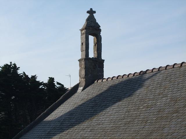 Kapelle in der Bretagne / DSCF0345