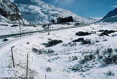 Swiss Landscape, Picture 10, Switzerland, 1998