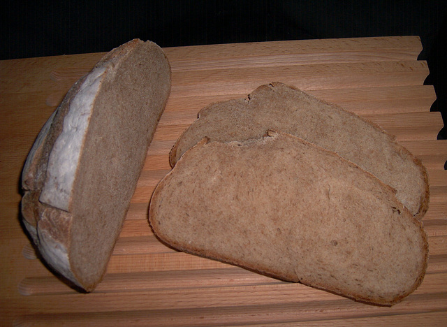 Transitional Country Hearth Bread 2