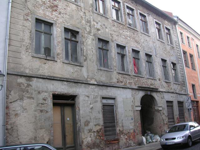 Ruine in Görlitz