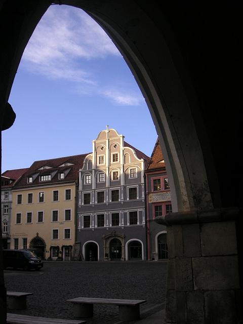 Görlitz - Durchblick