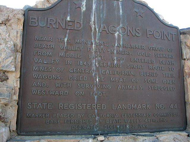 Burned Wagons Point (8596)