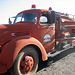 Firetruck at Stovepipe Wells (8595)