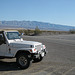 Scott's Jeep At Sea Level (8594)