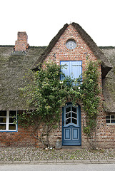 Frisian house on Föhr island