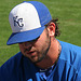 Mike Moustakas Signing Autographs (9826)