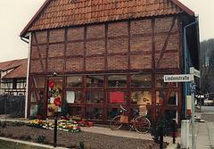 Blumenladen bei Duderstadt