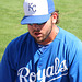 Mike Moustakas Signing Autographs (9828)
