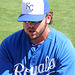 Mike Moustakas Signing Autographs (9829)
