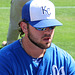 Mike Moustakas Signing Autographs (9876)