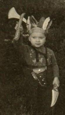 Indianer mit Gummiwaffen