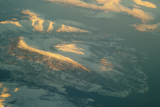 Norway from above 1