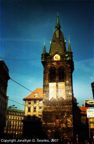 Jindrisska Vez, Jindrisska, Prague, CZ, 2007