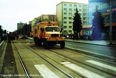 Praga Welding Truck, Picture 3, Obchodni Dum Petriny, Prague, CZ, 2007
