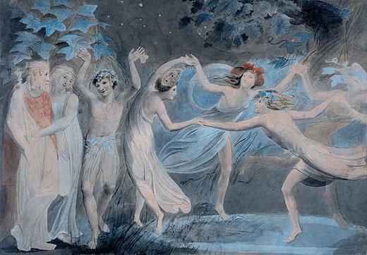 A Midsummer Night's Dream, par William Blake