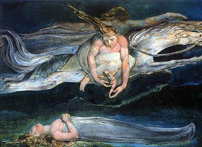 Pity, œuvre de William Blake