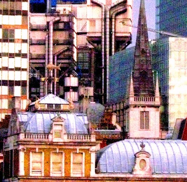 City collage