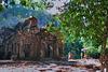 Wat Phu in Champasak, Laos