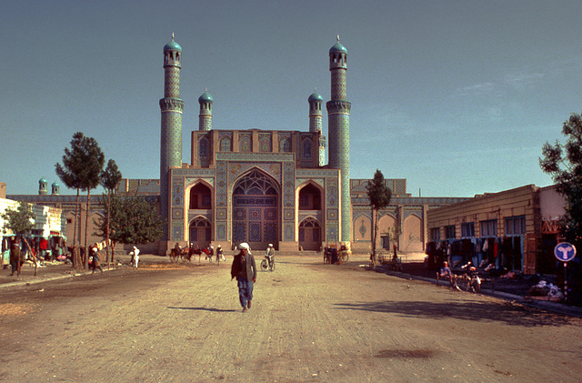 The Friday Mosque in Herat