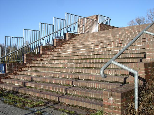 Treppe Stadtpark