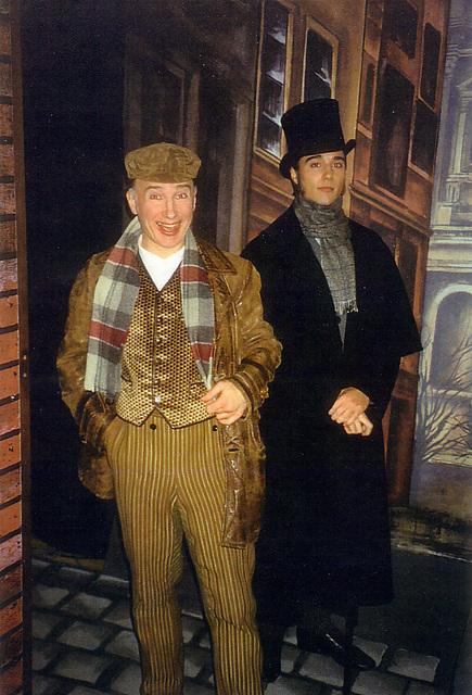 Scrooge en Gloria Teatro