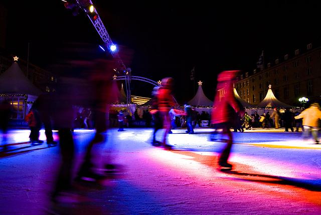 Ghosts skating 2