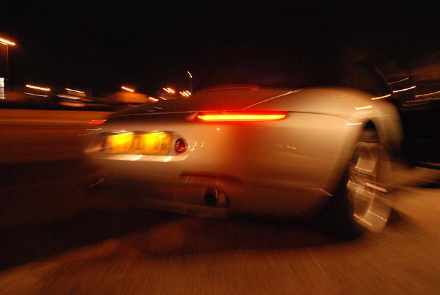 car's light