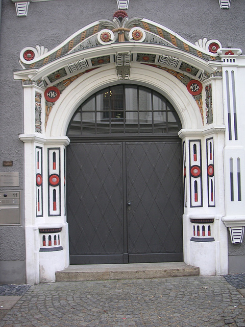 Portal in Görlitz